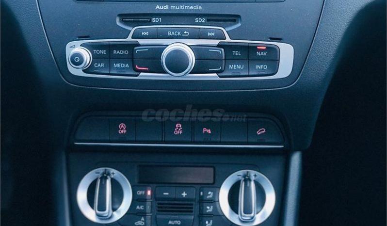 Audi Q3 4×4 Quattro S line completo