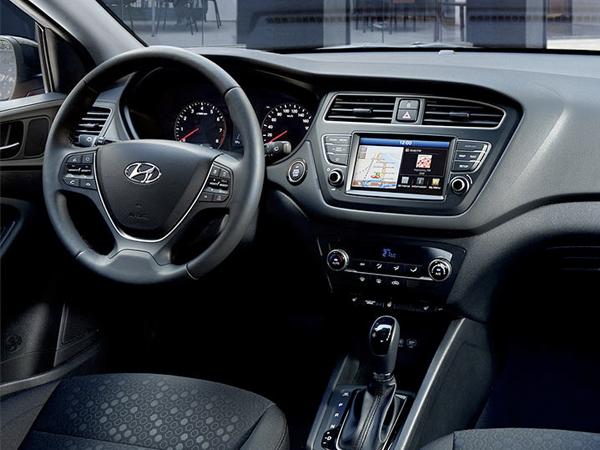 Hyundai i20 Coupé completo