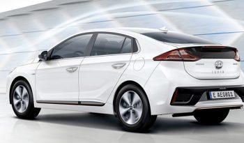 Hyundai Ioniq Híbrido y Eléctrico completo