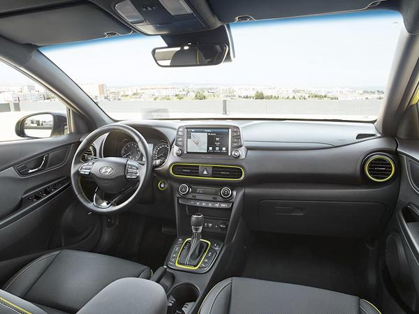 Hyundai Kona completo